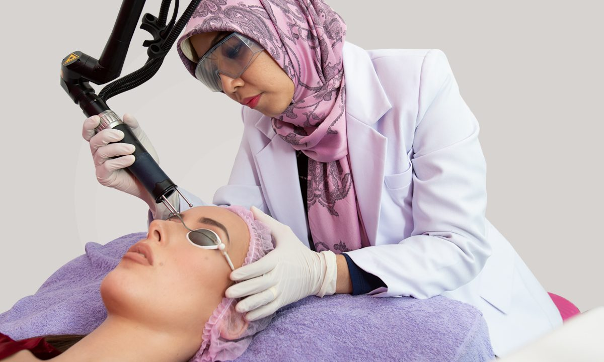 Painless Method of Tattoo Removal With Pico Laser