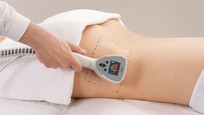 Exilis Treatment - A Painless Way To Get V-Shaped Face