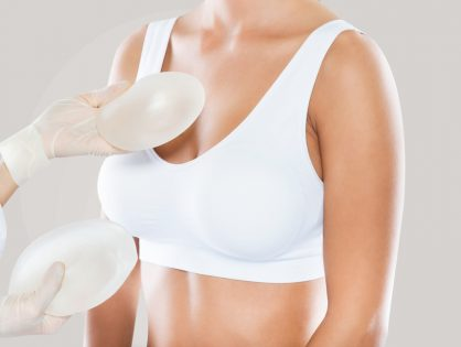 Breast Augmentation Surgery With Hybrid Technique
